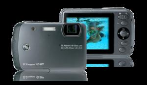 GE G5WP - wodoodporny kompakt z GE Active Series dla aktywnych