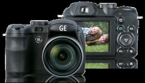 GE X5 - zaawansowany kompakt z Power Pro Series