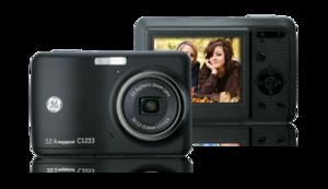 GE C1033 i GE C1233 - tanie kompakty ze Smart Series od General Imaging