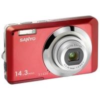 Sanyo X1420, X1220 i S122 - nowe kompakty już na wiosnę