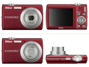 Nikon S220 najlepiej sprzedającą się cyfrówką roku 2009