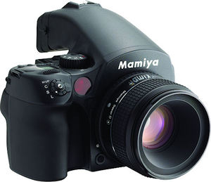 Mamiya DM40 - szybkie czterdzieści megapikseli średniego formatu