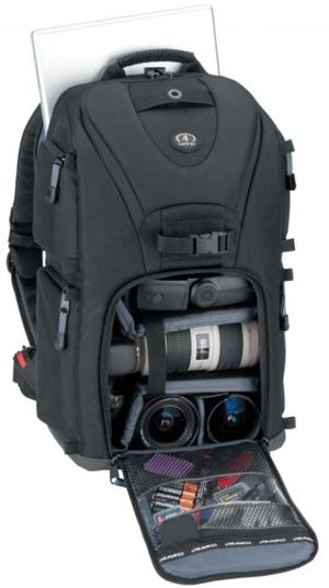 Tamrac Evolution - dwa plecaki i torba w nowej serii