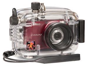 Ikelite Nikon Coolpix L22 Digital ULTRAcompact Package - kompakt Nikona z podwodną obudową