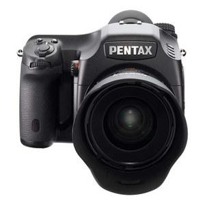 Pentax 645D - pierwsza cyfrowa średnioformatowa lustrzanka Pentax