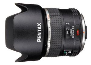 Pentax D FA 645 55 mm f/2.8 AL IF SDM AW - pierwszy dedykowany obiektyw dla 645D