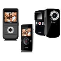 Coby Snapp - trzy nowe modele kamer kieszonkowych