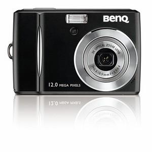 BenQ C1250 - prosty kompakt z podświetleniem LED