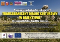 """Międzynarodowy konkurs fotograficzny: """"Transgraniczny dialog kulturowy w obiektywie"""""""