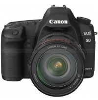 "Canon EOS 5D Mark II - ""filmowy"" firmware 2.0.3 wycofany"