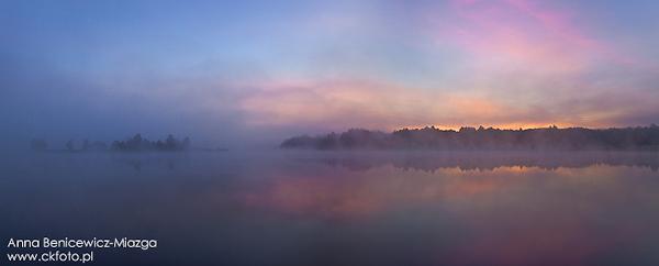 fotografowanie wschodu słońca