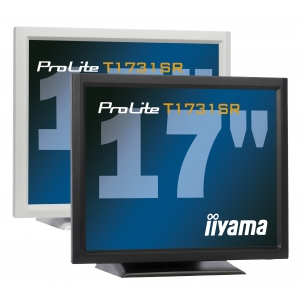 iiyama ProLite T1531SR, T1731SR i T1931SR - nowe monitory z dotykowym ekranem i proporcjami 4:3