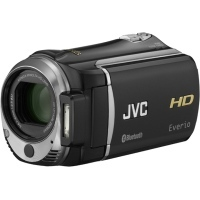 JVC Everio GZ-HM550 - kamera z Bluetooth