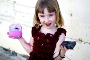 Zdjęcia autorstwa 3-letniej dziewczynki na wystawie w San Francisco