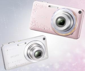 Sony Cyber-shot DSC-W350D dla Pań