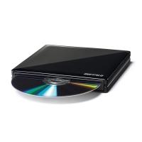 Lekka, przenośna nagrywarka DVD od Buffalo