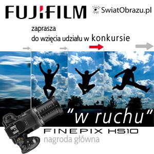 """Konkurs fotograficzny """"W ruchu"""""""