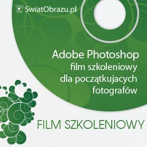 Adobe Photoshop dla początkujących fotografów - film szkoleniowy