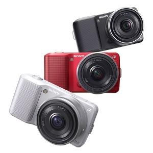 Sony NEX-3 i NEX-5 - nowe kompakty z wymienną optyką