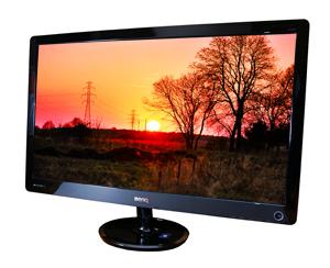 BenQ V2420 - test monitora