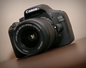 Canon EOS 550D - test