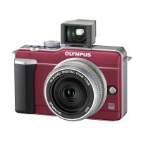 Olympus E-PL1 w dwóch nowych kolorach