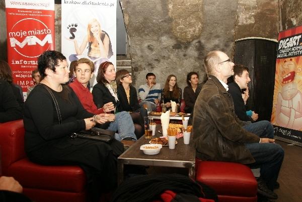 W ubiegły piątek, w krakowski klubie Pauza odbyła się uroczysta gala finałowa konkursu