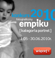 Konkurs fotograficzny empiku
