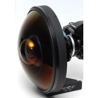 """Nikkor 6mm f/2.8, czyli fish-eye, który widzi """"za siebie"""""""