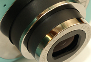 Canon Ixus 105 - test