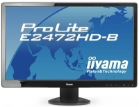 "iiyama ProLite E2472HD-B - ""ekologiczny"" monitor Full HD"