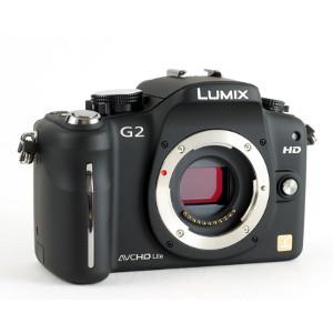 Panasonic Lumix G2 - pierwsze wrażenia