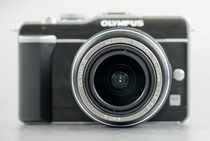 Olympus E-PL1 - test