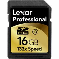 Lexar Professional SDHC 133x - nowe pojemności i wyższa klasa prędkości