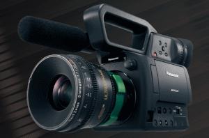 Panasonic AG-AF100 - więcej szczegółów