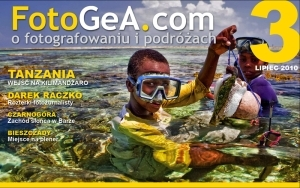 Miesięcznik FotoGeA.com - nowy numer
