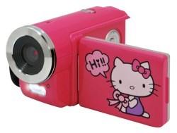 Niewielka kamera z Hello Kitty - Exemode DV520KT