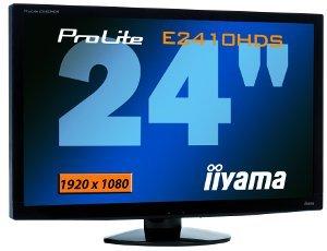 iiyama E2410HDS - ekonomiczne i ekologiczne 24 cale