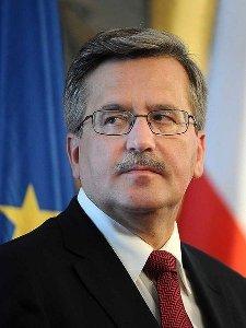 Prezydent Bronisław Komorowski na zdjęciach Jacka Turczyka