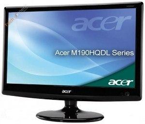 Acer M0 - monitory z tunerem TV