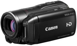 Canon Vixia HF M32 - zgodność z SDXC i 64 GB pamięci wewnętrznej