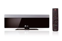 LG DP1W - stylowy odtwarzacz multimedialny z WiFi