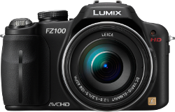 Panasonic Lumix DMC-FZ100 - superszybki superzoom z Full HD