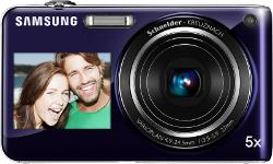 Samsung ST600 - kolejny kompakt z dwoma wyświetlaczami LCD