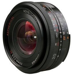 Voigtlander 20mm f/3.5 i 90mm f/3.5 - dwa nowe obiektywy już w polskich sklepach