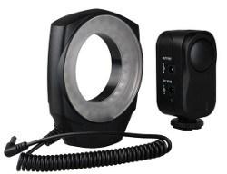 Foxfoto Ring48 - LEDowa lampa do makrofotografii