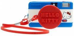 Hello Kitty na aparacie Lomography