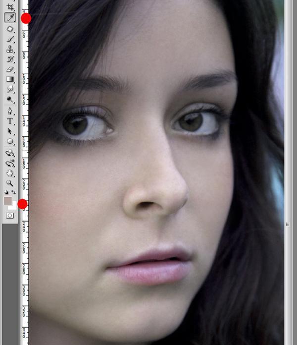 Adobe Photoshop retusz fotografii