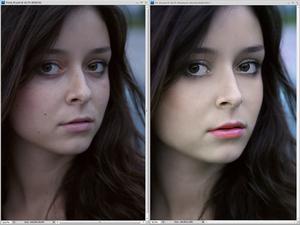 Adobe Photoshop: Retusz fotografii portretowej, część II