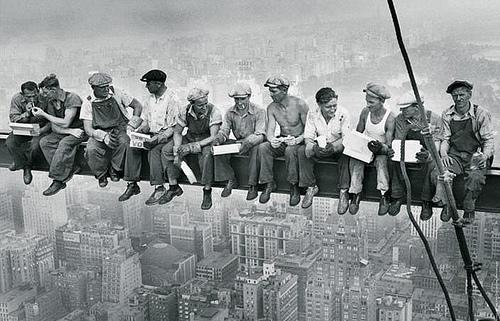 100 najważniejszych zdjęć świata Charles C. Ebbets
